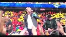 Coldplay surclassé par Beyoncé au Super Bowl