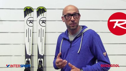 Ski ROSSIGNOL Pursuit 400 LTD - INTERSPORT 2016