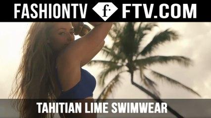 Tahitian Lime Swimwear - Island Myth | FTV.com