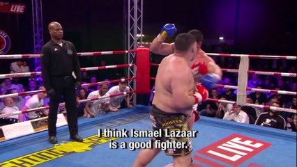 Enfusion Live #37 - Ismael Lazaar (Morocco) vs Jahfarr Wilnis (Surinam)