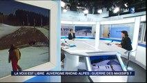 Forces et faiblesses des domaines skiables d'Auvergne Rhône-Alpes - La voix est Libre - 1ère partie