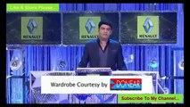 Kapil Sharma And Shahrukh Khan Comedy In 61th Britannia Filmfare Awards 2016