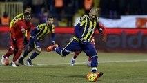 Eskişehirspor Fenerbahçe Maçı 0-3 Maçtan Görüntüler 18.01.2016 Süper Lig maçı