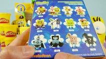 Play Doh Spongebob Squarepants Mystery Figure Toys Imaginext