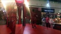 Wu Shu Chinese Martial Arts Twins Swords Part 4