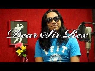 Dear Sir Rex - Nahuli sa Text