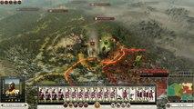 Total War: Rome II Caesar In Gaul: Rome Campaign #32 ~ Into The Heartland!