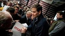 'Establishment' race gets heated as Bush and Christie tout experience, target Rubio