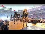 Beyoncé regina del Super Bowl 2016: balletto mozzafiato ma scivola sui tacchi