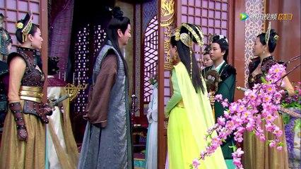 劉海戲金蟾 第13集 The Story of Liu Hai and Jinchan Ep13