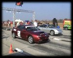 Alfa Romeo GTV 3.0 V6 Vs. Porsche 996 Turbo Drag Race