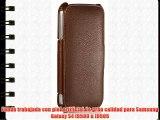 StilGut® UltraSlim Case V2 Funda con función de soporte para Samsung Galaxy S4 i9500