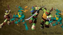 Finger Family Ninja Turtles Songs Ninja Turtles Nursery Rhymes Daddy Finger Song255