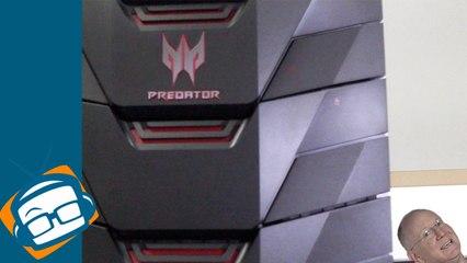 Unboxing - Acer Predator G6 Gaming PC - GeekBeat