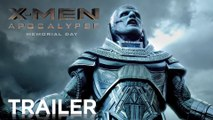 X-Men Apocalypse (Super Bowl TV Spot)
