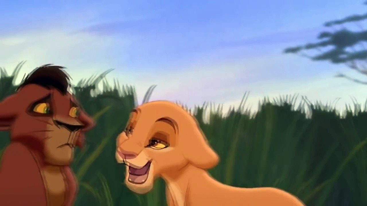 Lion King 2 Simba's Pride English Full Movie(part 1)