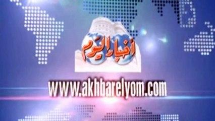 حميد الشاعرى يتجول  فى شوارع روض الفرج بصحبة علاء عبد الخالق