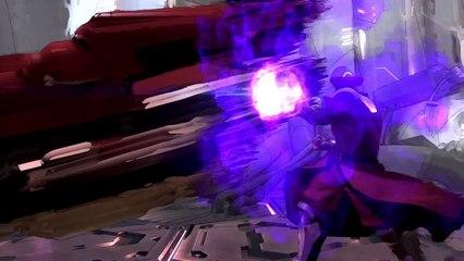 Street Fighter V - Cinématique d'introduction