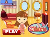Baby Clara Haircare video for sweet babies-Caring Games-Baby Games