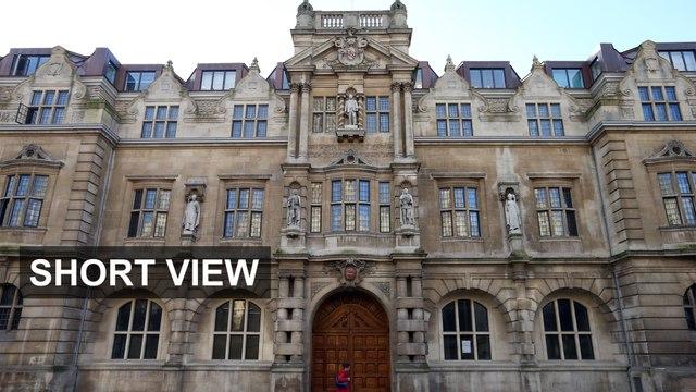 The outlook for university bonds
