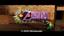 Lets Play The Legend Of Zelda: Majoras Mask [Blind] Part 1: Ein neues 3D Zelda für Deku-Kai!