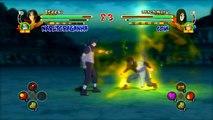 Naruto Storm 3 Full Burst ● Anbu Itachi VS Orochimaru Sannin Era
