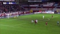 1-2 Adriano Montalto Goal Italy  Serie B - 08.02.2016, Trapani Calcio 1-2 Calcio Como