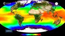 Sentinel-Flotte soll vom Weltraum aus den Puls der Erde messen - science