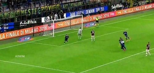 Guarin Goal vs Ac Milan HD
