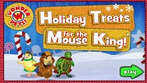 Wonder Pets! - Holiday Treats for the Mouse King - Wonder Pets! Games