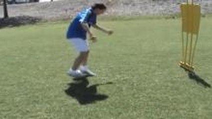 1v1 Soccer Skills Flashback