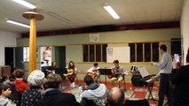 groupe guitare Marc auditions jan 2016 ecole de musique de Chabeuil