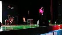 Qandeel baloch singer performer on stage