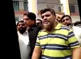 Bao tariq PTI sialkot caught a person red handed using all his fingers to cast fake votes. (NA110)