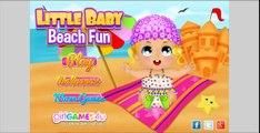 Little Baby Beach Fun Video for Little Kids HD