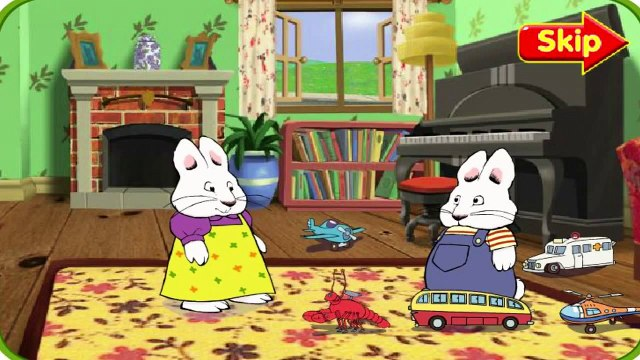 Max & Ruby - Toy Parade - Max & Ruby Games