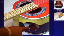 21 unique features of AG Simplicio / Flamenco avant-garde new Andalusian Guitars Spain / Endorsed by paco de Lucia