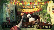 Wix.com Official Big Game Ad   Kung Fu Panda Discovers the Power of Wix   2016 #StartStunning