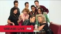 GREASE: LIVE | Photo Shoot Music Video: Youre The One That I Want"
