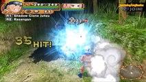 Naruto Uzumaki Chronicles 2 Walkthrough Part 6 Dreadful! Cruel! Enter the Shirogane Three! 60 FPS
