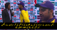 See What Kind of Words Sarfraz Ahmed Used For Umar Akmal