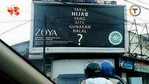 Ada Iklan Jilbab Halal, Netizen: Kalau Dibelinya Pakai Uang Haram, Gimana?