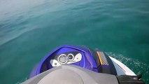 NEW Mega Fast Jet ski Ride Croatia Jet ski Trip Makarska Riviera 2013