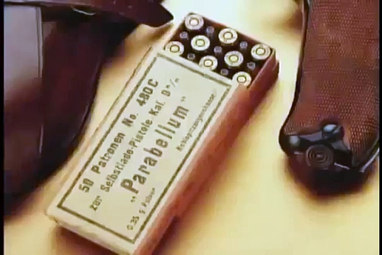 TALES OF THE GUN - THE LUGER - Discovery History Military (full documentary)