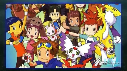 GR Anime Review: Digimon Tamers