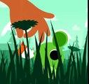 Une souris verte (qui courait dans l'herbe.) ♫ Comptines maternelles et Chansons pour bébé