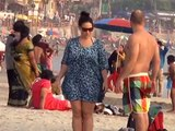 New Year 2015 Moments KOVALAM BEACH | 2014 Year Ender Celebrations