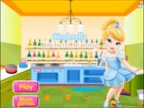 Baby Cinderella Kitchen Cleaning Video Episode Sweet New Baby Game-Baby Fairy Tale Games