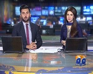 Geo News Headlines - 09 February 2016 - 1100