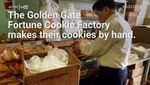 How Fortune Cookies are Made